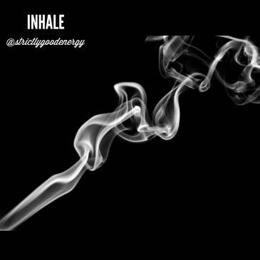 Invitation 3 – Inhale