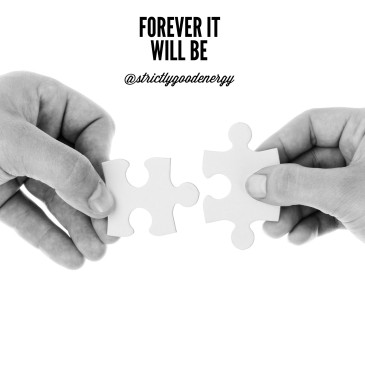 Invitation 1 – Forever It Will Be