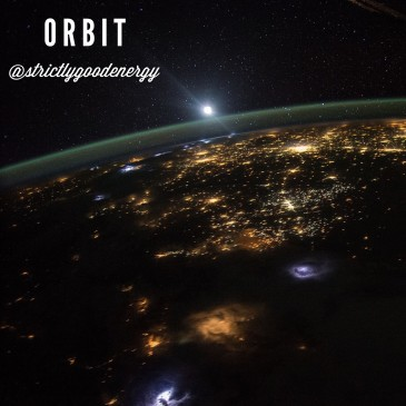Invitation 9 – Orbit
