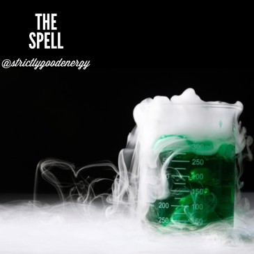 Invitation 4 – The Spell