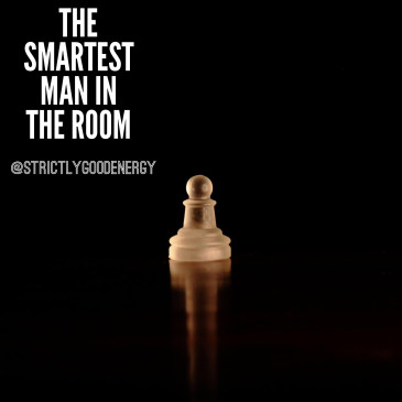 Memo 1 – The Smartest Man in the Room